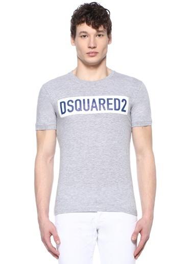 Dsquared2 Tişört Gri